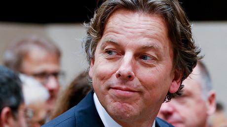 Dutch Foreign Minister Bert Koenders © Yves Herman
