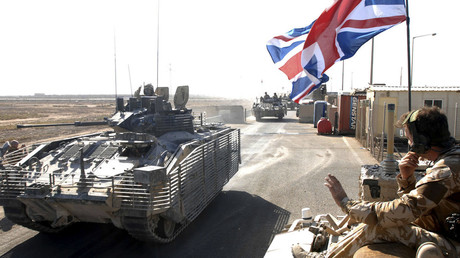 © British Forces Media Office