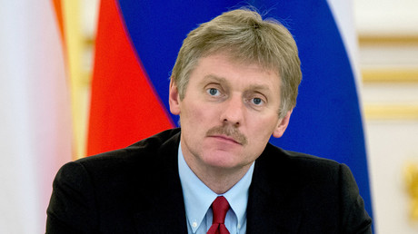 Russian President's Press Secretary Dmitry Peskov. © Sergey Guneev