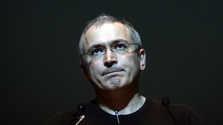 Mikhail Khodorkovsky. ©Dimitar Dilkoff