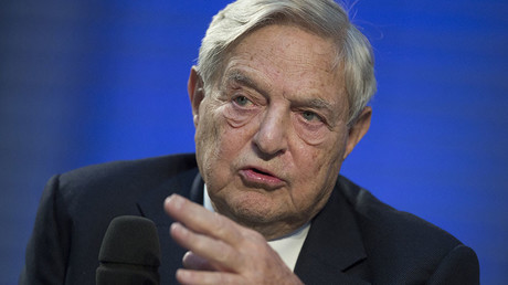 Soros Fund Management Chairman George Soros. © Thomas Peter