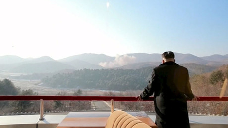 North Korean leader Kim Jong Un. © Yonhap