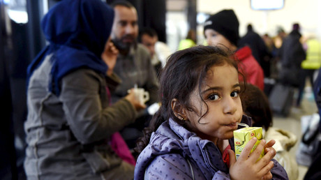 Special catering: Town in Italy drafts in Pakistani chef to feed refugees sick of Italian food