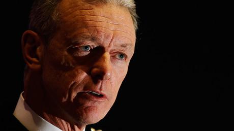 Commissioner of the Metropolitan Police Service Bernard Hogan-Howe © Luke MacGregor