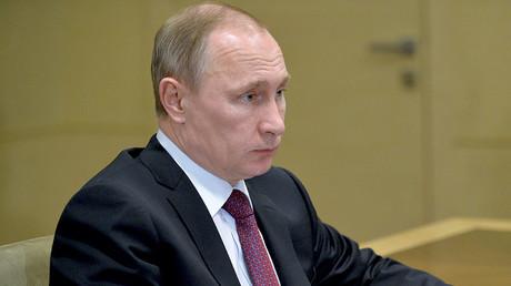 Russian President Vladimir Putin © Alexey Druzhinin