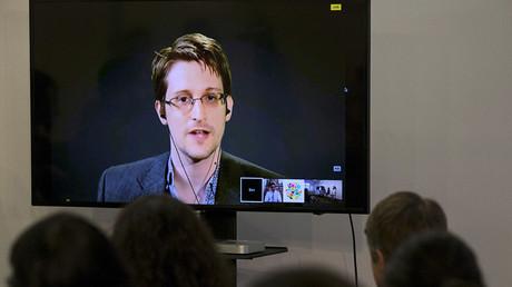 Edward Snowden © Andrew Kelly