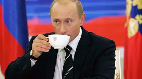 Russia's President Vladimir Putin. ©Itar-Tass