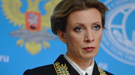 Foreign Ministry Spokesperson Maria Zakharova © Valeriy Melnikov