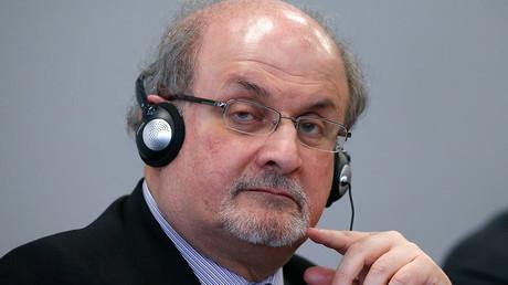 Salman Rushdie © Ralph Orlowski