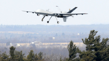 A U.S. Air Force MQ-9 Reaper. © U.S. Air Force
