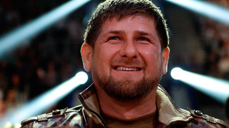 Head of the Chechen Republic Ramzan Kadyrov © Alexander Vilf