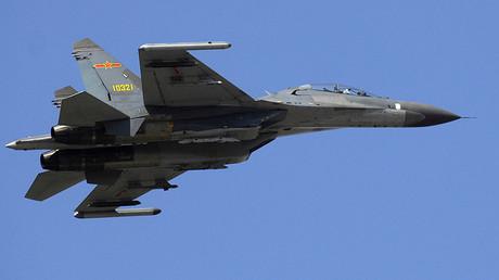 Shenyang J-11. ©Wikipedia