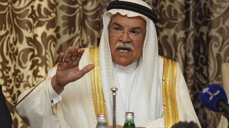 Saudi Arabia's Oil Minister Ali al-Naimi © Naseem Zeitoon