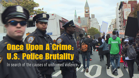 Once upon a crime: US police brutality