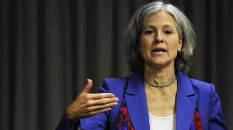 Jill Stein © Jonathan Ernst