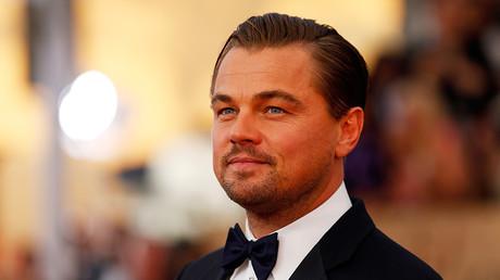 Actor Leonardo DiCaprio © Mike Blake