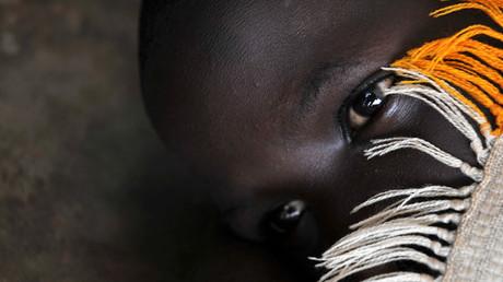 © James Akena