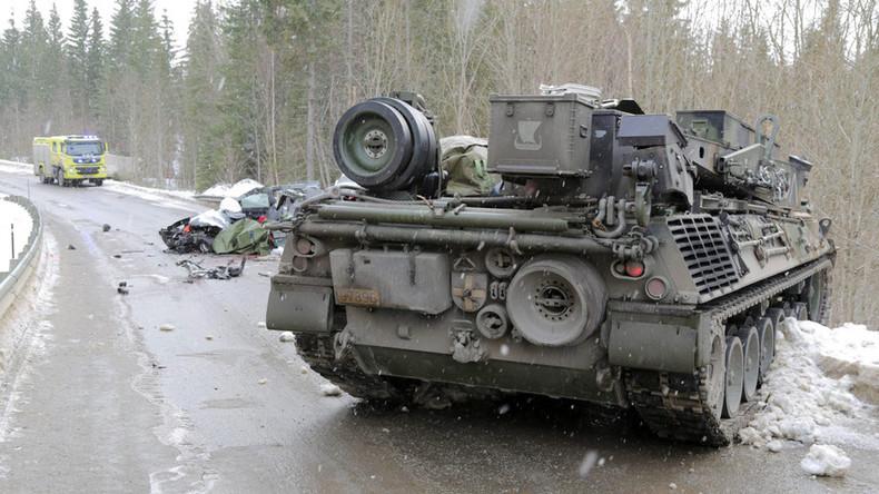 Come Fatal Crash Involving Russian 69