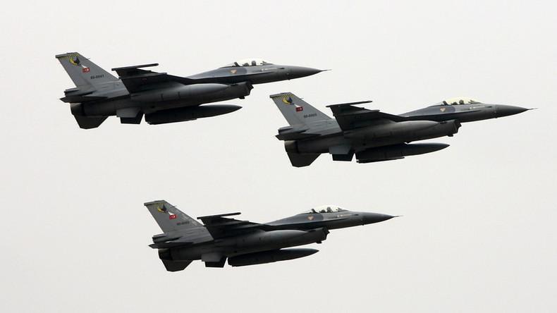 Turkey bombs multiple PKK locations in northern Iraq, 67 ...