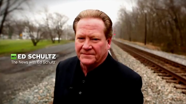 News with Ed Schultz