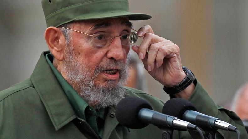 politics fidel castro last photo