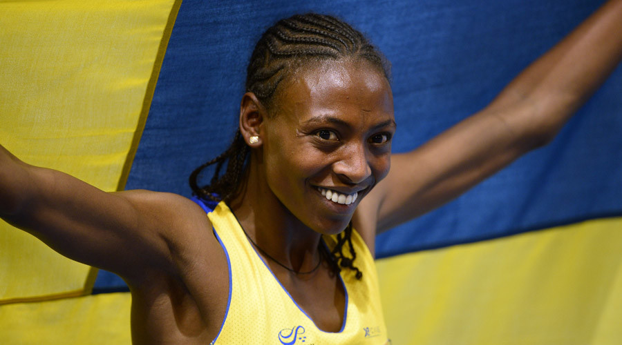 Swedish athlete Abeba Aregawi fails doping test