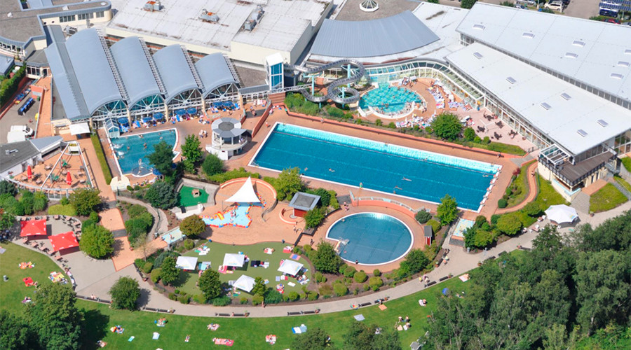 Afghan migrants charged with sexually assaulting 2 teenage girls at German waterpark