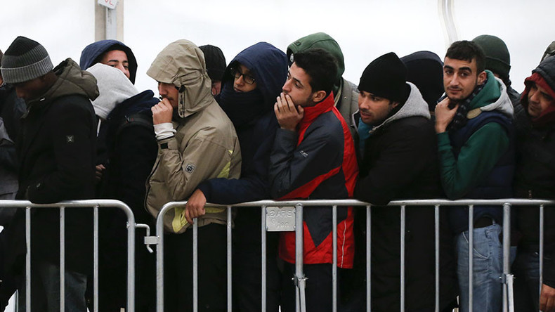 Germany 'threatens' to scrap open-door policy ahead of EU-Turkey refugee crisis summit