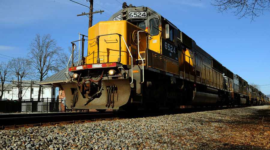 Dozens of houses evacuated over toxic hazard as train derails in Ripley, NY (PHOTOS, VIDEO)