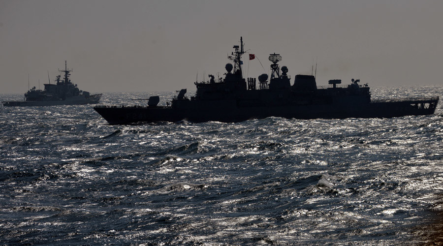 NATO refugee mission in Aegean on hold as Ankara denies 'fabricated' reports of stalling