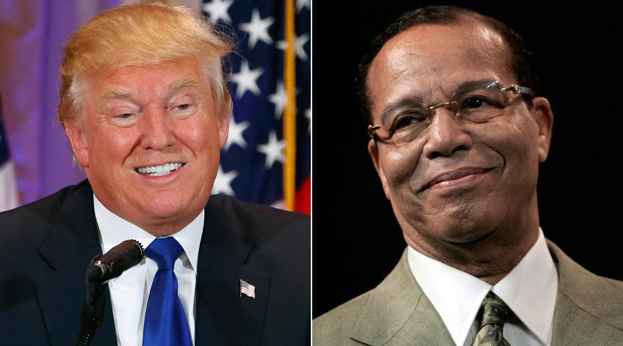 Minister Farrakhan praises Trump for not wanting 'Jewish' money