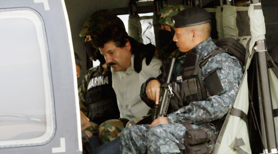 'Act of desperation': Mexican drug lord El Chapo asks for extradition to US