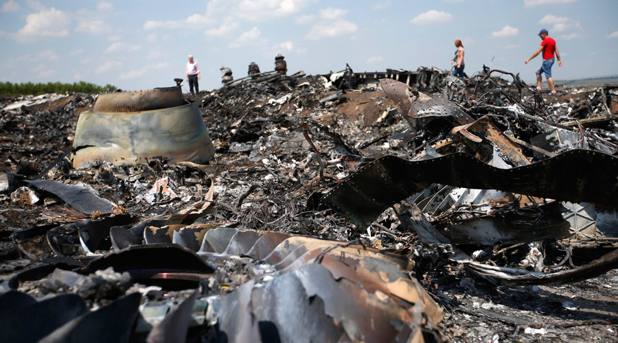 'If US has proof regarding crash of Flight MH17, they should release it'