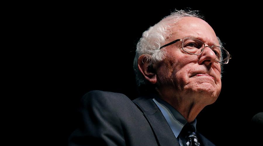U.S. Democratic presidential candidate Bernie Sanders © Jim Young