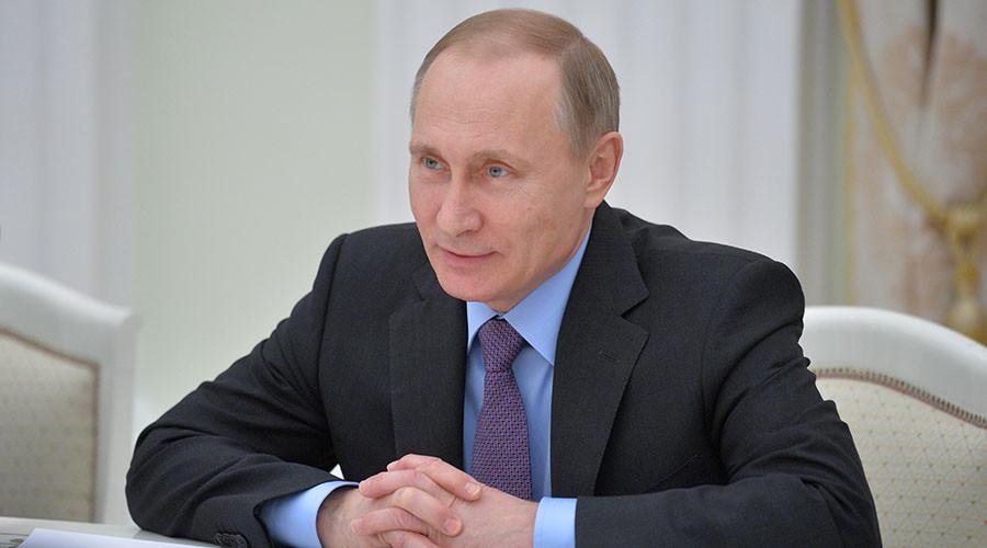 Russian President Vladimir Putin. © Alexei Druzhinin
