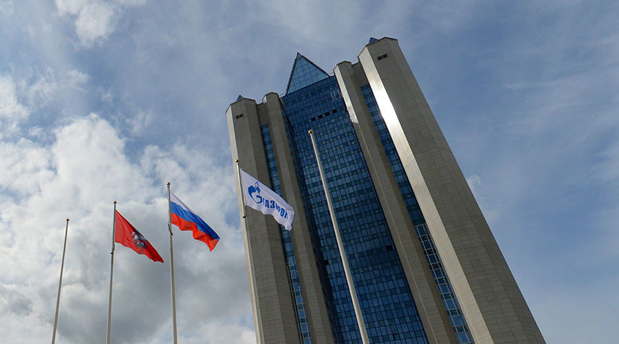 With Western credit cut, Gazprom looks east for funding