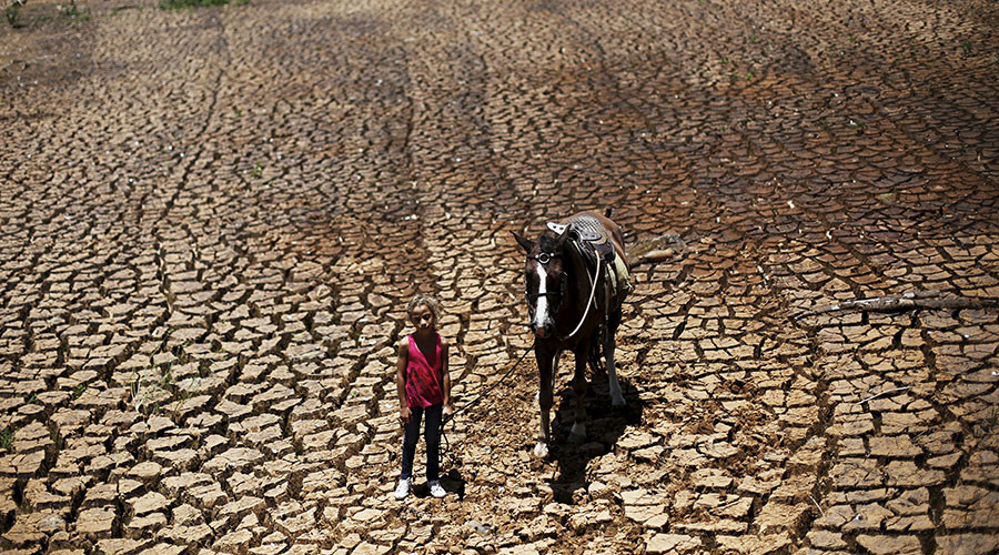 Eastern Mediterranean drought worst in 900 years – NASA