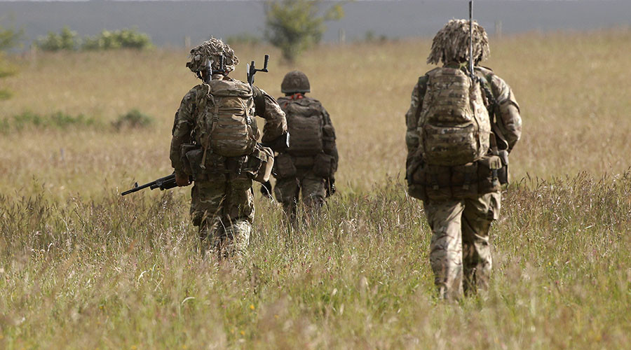 Soldiers unprepared for war due to restrictive health & safety rules – senior general