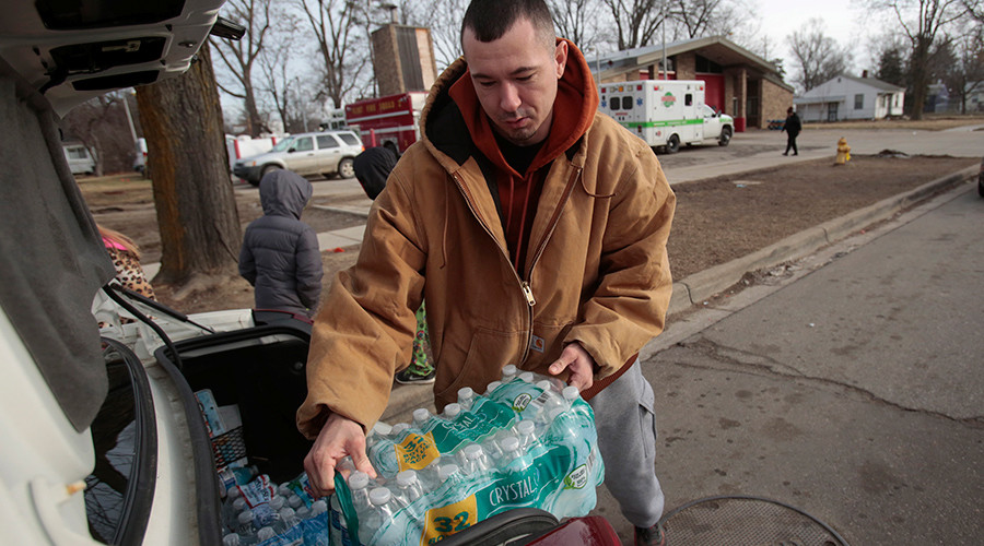 Terms of state loan prevented Flint from reverting to Detroit water