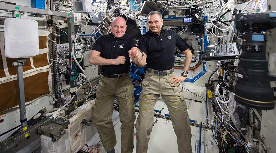 'Space exploring species': Returning NASA astronaut grew 2 inches in orbit