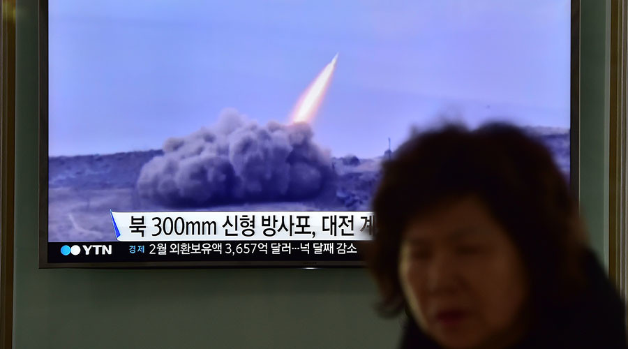 N. Korea must be ready to deploy nuclear weapons at 'any moment' - Kim Jong-un