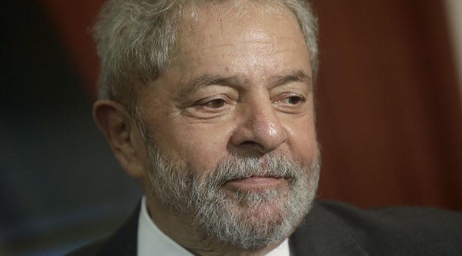 Brazil's former President Luiz Inacio Lula da Silva. © Ricardo Moraes