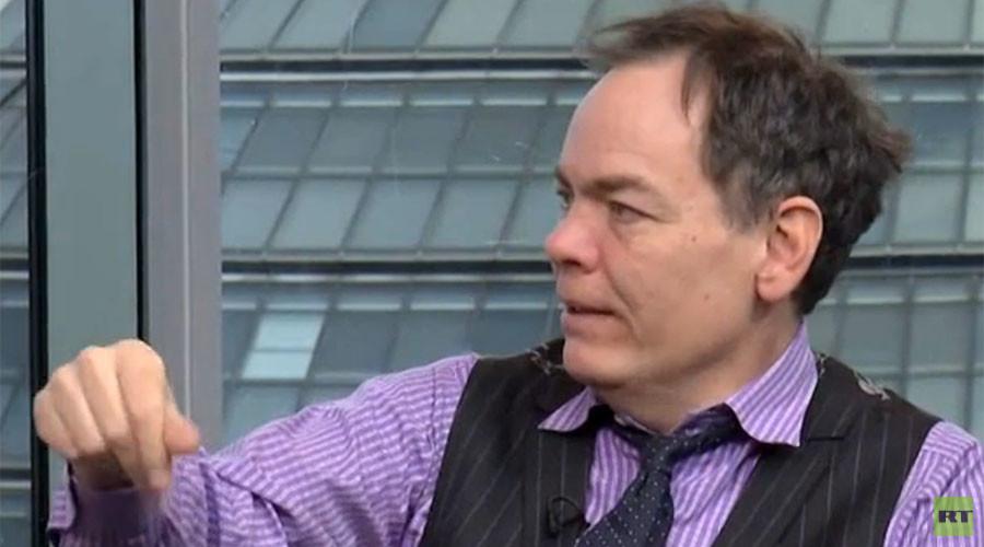 'Magical Fairy Dust' economics: Keiser slams UK govt for 'bribing, enslaving' citizens