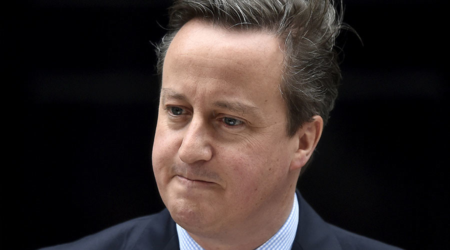 "David Icke bites back at ""snake oil salesman"" Cameron's denial of Brexit conspiracy (VIDEOS)"