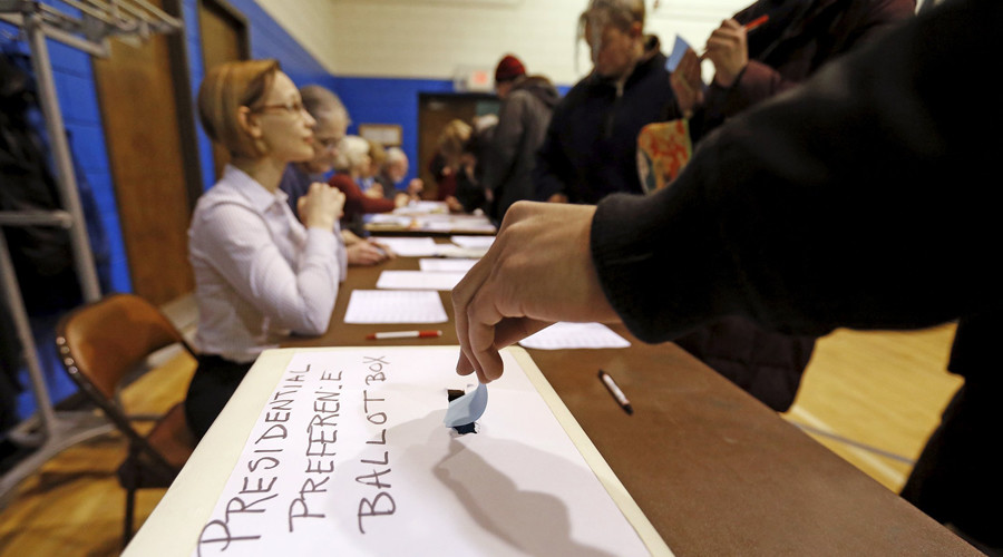 Presidential candidate fervor continues with votes in caucuses & primary in 5 more states