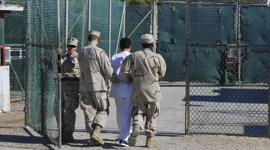 'War crime': 56% of Americans oppose closing Guantanamo Bay prison – poll