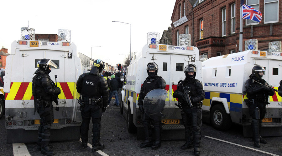 West Belfast on high alert second time as police find 'viable' suspicious object