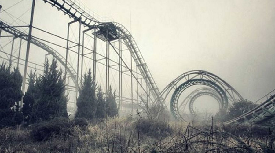 Poltergeist playgrounds: Six spooky theme parks suspended in time