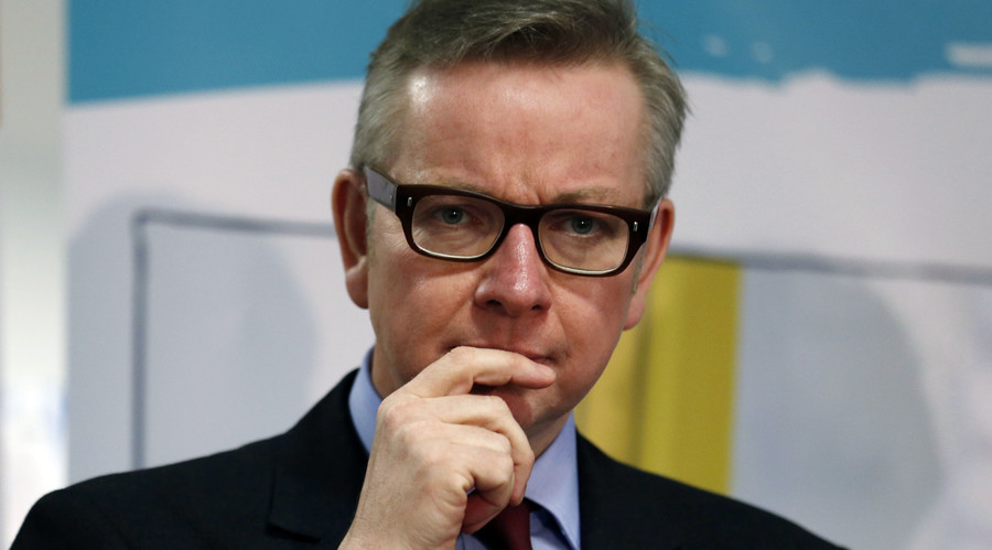 Gove cites 'Hitler worshipers' & terrorism worries as reasons for Brexit