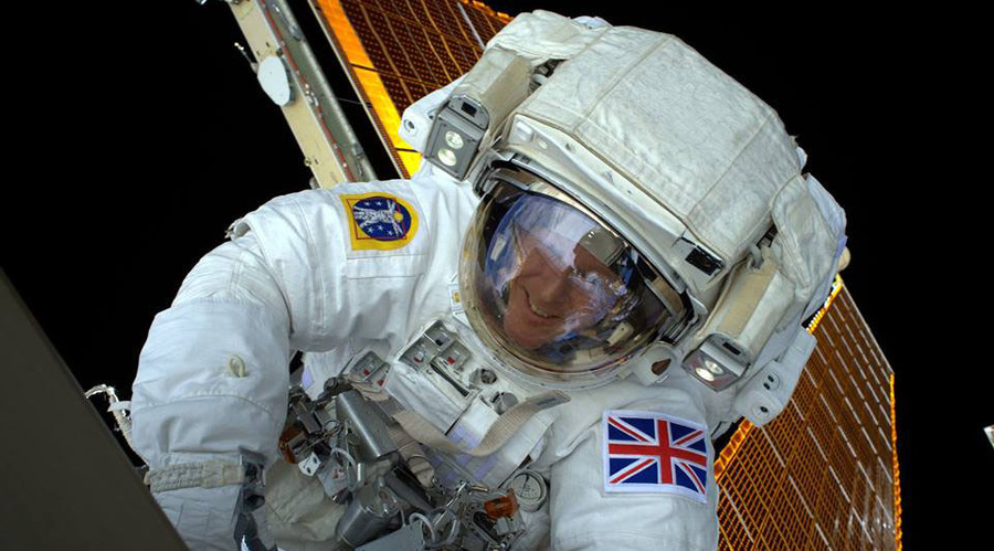 What the blazes? Tim Peake reveals how to stop Soyuz fires without extinguisher